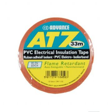 PVC Tape, 19mm - Orange